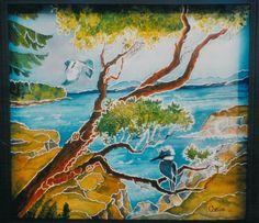 Dharma Trading Co. Featured Artist: Corlyn Cierman batiks