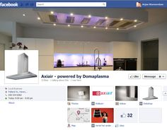 Facebook Page of Axiair https://www.facebook.com/axiair