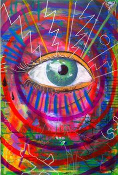 #Eyes art