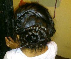 braid girl
