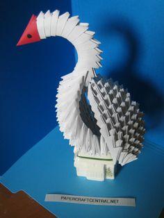 3D Origami – Bird