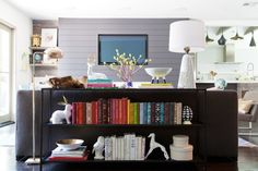 an effortlessly cool family home