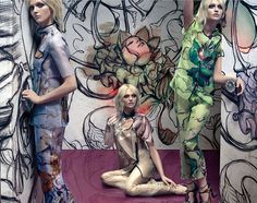 prada, jame jean, spring summer, jeans, james jean, fashion photographi, artist, fashion inspir, ad campaigns