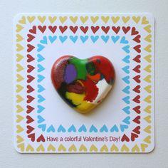 Love this #DIY #Valentine #Card