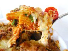 Caprese Pasta | Yammie's Noshery