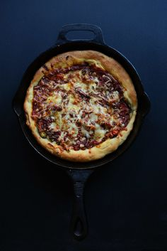 4. Simple Deep Dish