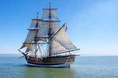 Battle Sail on San Francisco Bay  |  HOME SWEET WORLD  |  Join us on an adventure as we board a tall ship to do battle with our enemies! Things get exciting when the ships start firing at each other. The Greys Harbor Historical Seaport Authority put on a great show!