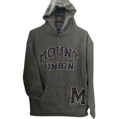 Graphite Mount Union Hoodie