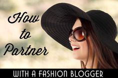 How to Partner with a Fashion Blogger #prtip