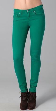 Rag & Bone/JEAN The Skinny Jeans - StyleSays