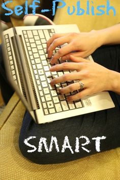 Stepping into self publish the smart way
