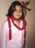 weenie link  #scarf free #crochet pattern