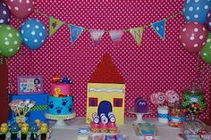 Blues Clues Inspired Birthday Party
