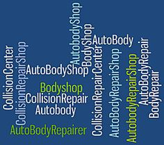 The anchor image I created for an article I wrote on #keyword research for the #autobody industry.  http://workshop.search-autoparts.com/_What39s-In-A-Name/blog/6098553/31710.html