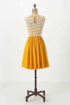 Back of Melora Dress #anthropologie