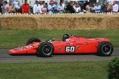 Lotus 56 turbine Indy car