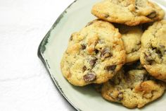 loadedchocolatechipcookies5 Loaded Chocolate Chip Cookies