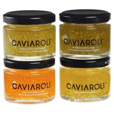 My design inspiration: CAVIAROLI Gift Set 1.7oz 4 Pack on Fab.
