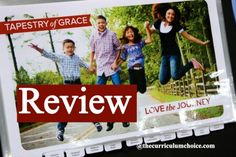 Tapestry of Grace Review at Curriculum Choice