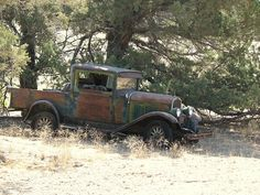 Looks like a 1929 or 1930 DeSoto converted into a pickup by DBerry2006, via Flickr