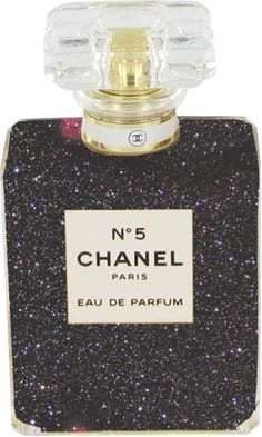 Chanel No.5  Unique design limited EDT