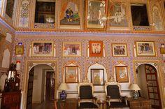 Mandawa Castle Hotel Reception