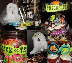 Kids' Halloween party.  #Halloween