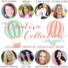 The Creative Collection Link Party Friday