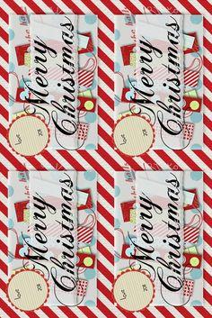 The Sew*er, The Caker, The CopyCat Maker: Christmas