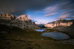 Lakes in the Sexten Dolomites by Elisabeth Summer on 500px