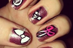Love this nail art featured on Rite Aid's #NailExtravaganza site: Other - Cosmetologist Nails