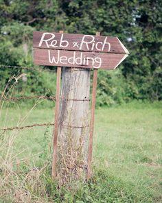30. Vintage & Rustic #wedding #trend #vintage #rustic