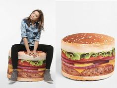 Fun & silly burger-related gifts