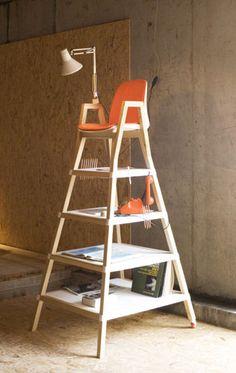 Pyramidal seat