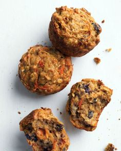 Healthy Morning Muffins Recipe