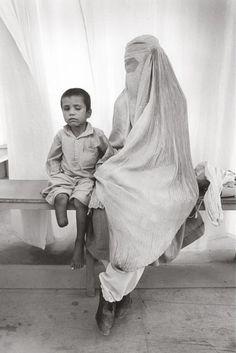 Landmine victims. Afghanistan.Gervasio Sánchez