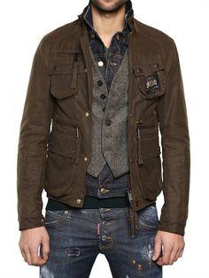 Jacket-Vest-Jacket