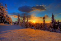 Beautiful winter....