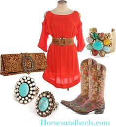 Western Dress & Accessories