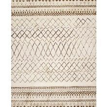 Rugsville Moroccan Beni Ourain Ivory Wool Rug 12017 - $421.36