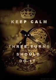 A time turner would make it all alright again.