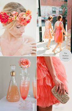 Top 3 Hottest Colors for Spring 2014 Weddings
