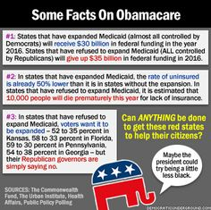 Pic Of The Moment: Some Facts On Obamacare - Democratic Underground