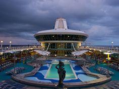 Cruising on Cruise Ships