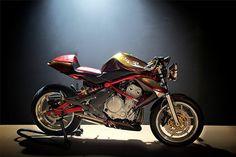 ER-6N: Uma cafe racer pouco provável - Mais em http://garagemcaferacer.blogspot.com.br/2013/02/er-6n-uma-cafe-racer-pouco-provavel.html
