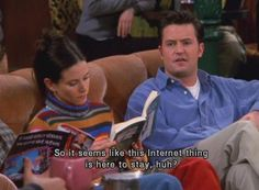 yes Chandler :P