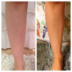 Karora express bronzing mousse: the EASIEST and most amazing self tanner!