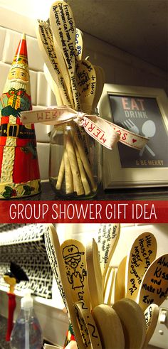 Wedding Gift Ideas For Office Colleagues : group gift idea (put together by Charlotte Parents fabulous Office ...