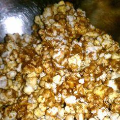 Caramel Popcorn recipe snapshot