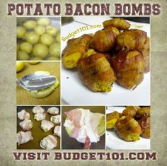 MYO Potato Bacon Bombs